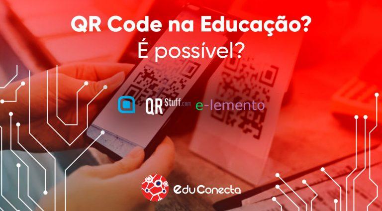 Read more about the article QR Code na Educação? É possível?